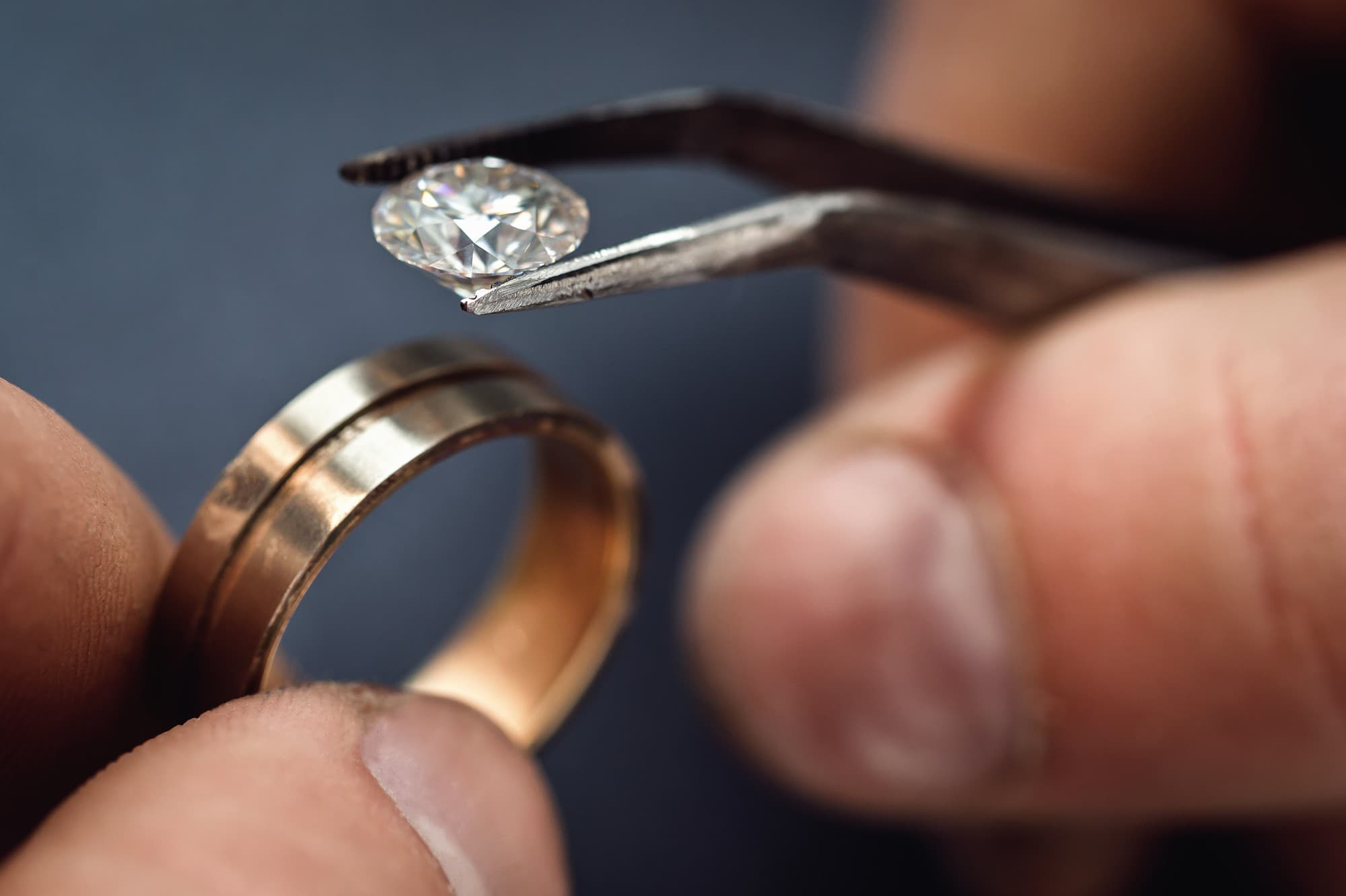Diamantaire :  un métier, des compétences et une passion